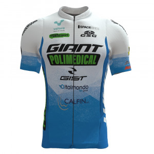 2021 GIANT POLIMEDICAL MTB MAILLOT